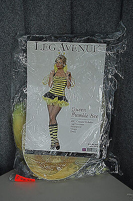 Queen Bumble Bee Women's Halloween Costume Leg Avenue F5246