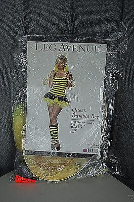 Leg Avenue Queen Bumble Bee Women's Halloween Costume - Bumble Bee Halloween Kostüm