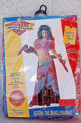 Serena The Snake Charmer Women's Halloween Costume F5334](Snake Charmer Halloween Costume)