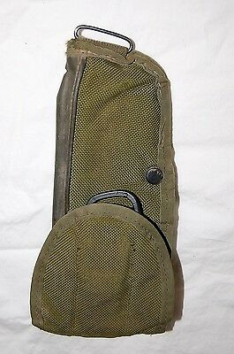 USGI US AMBIDEXTROUS OD M-12 HILL COUNTRY LEATHER HOLSTER BERETTA OR 1911 W ROD