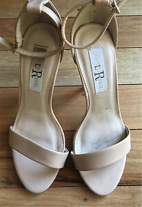 Nude Heels Size 7 - London Rebel Oxley Brisbane South West Preview