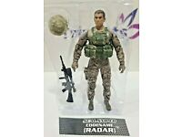 "Elite Force Seal Assault HAMMER 4/"" Figure Loose Navy SEALS Fire Team 1:18 BBI"