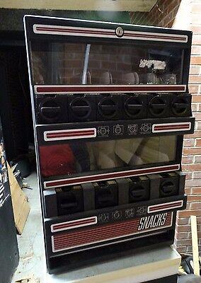Snack And Beverage Vending Machinescountertopstackable