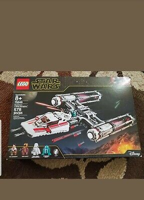 Lego Star Wars : Resistance Y-Wing Starfighter (75249) 578 pieces factory sealed