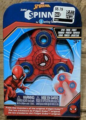 Zuru Marvel SPIDER-MAN Fidget Spinner Brand New In Package