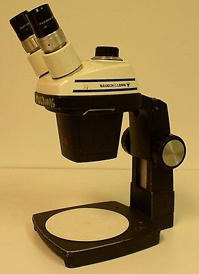 Bausch Lomb Stereozoom 3 Stereodissecting Microscope Used