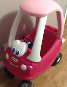 Pink Buggy/Slide/Sand & Water Play
