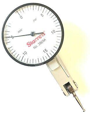 1-916 3909a Starrett Dial Test Indicator 0.0050.030 12527 -new-