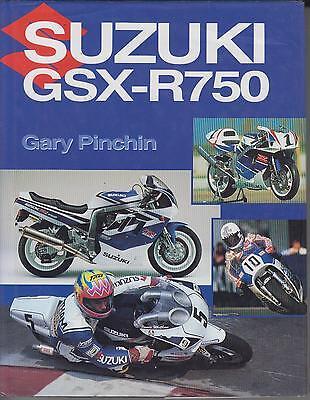SUZUKI GSX-R750 (1985-1996) DESIGN DEVELOPMENT & PRODUCTION HISTORY BOOK