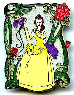 DisneyShopping.com - Regal Disney Princess - Belle (Beauty & The Beast) Pin