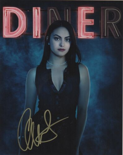 Camila Mendes Sexy Riverdale Autographed Signed 8x10 Photo COA MR431