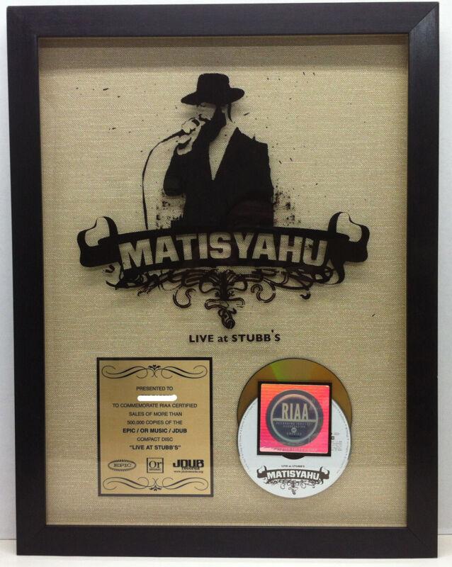 MATISYAHU Live At Stubb