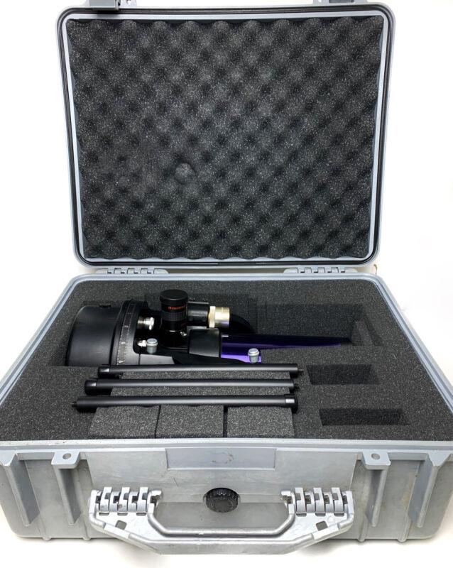 Meade ETX Maksutov-CassegrainD=90mm; F=1250mm With Lens & Portable Case