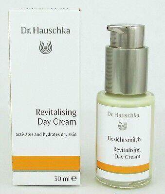 Dr. Hauschka Revitalizing Day Cream 1 oz / 30 ml NIB (sku:15973)