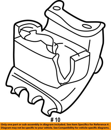Dodge Chrysler Oem 03 04 Intrepid Center Console Cup Holder