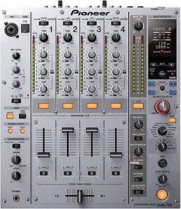 Pioneer DJ Mixer DJM 650-S with road case - OBO