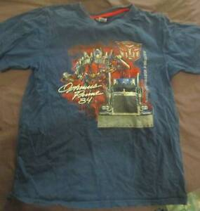 Boys Size 16 Transformers T-Shirt ***NEW***