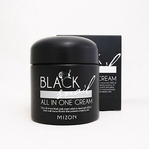 MIZON-Black-Snail-All-In-One-Cream-75ml-Whitening-Anti-wrinkle-Moisturize