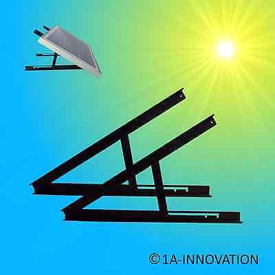 Aufständerung Solarmodul 5W - 100W verstellbar Modulträger Halterung Befestigung
