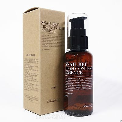 [BENTON] SNAIL BEE High Content Essence 60ml