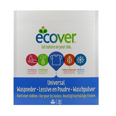 Pulver-konzentrat ((5,16/kg) Ecover Universal Waschpulver Konzentrat 3 kg)