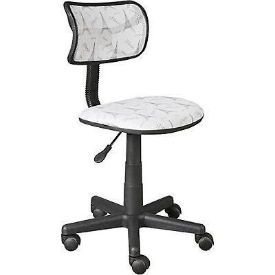 Dorm Room Desk Chair Home Kids Bedroom Furniture Student Mesh Support Seat