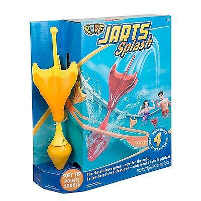 Poof Jarts Splash Pool Dart Game / Toy, For Ages 8+ Kids, 0X0878BL New