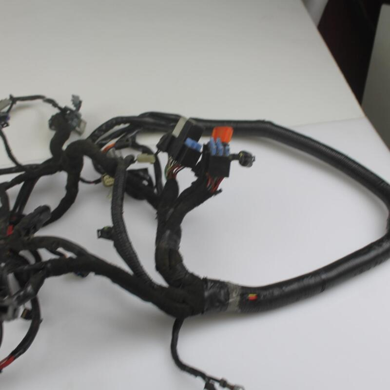 Details about 2011 harley-davidson dyna OEM MAIN ENGINE WIRING HARNESS on