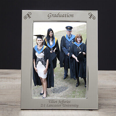 Ideas For Graduation Gifts (Personalised Photo Frames Hons Masters Degrees Gifts Ideas For Graduation)