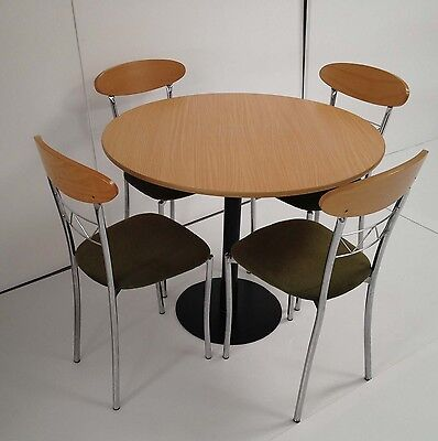 Cafe Table Cafe Chair Bistro Restaurant Canteen Hotel Tables Stacking Chairs Whi