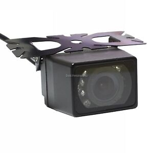 IR-Night-Vision-Weather-Proof-License-Car-Rear-View-Camera-Back-Up-Reverse-Cam