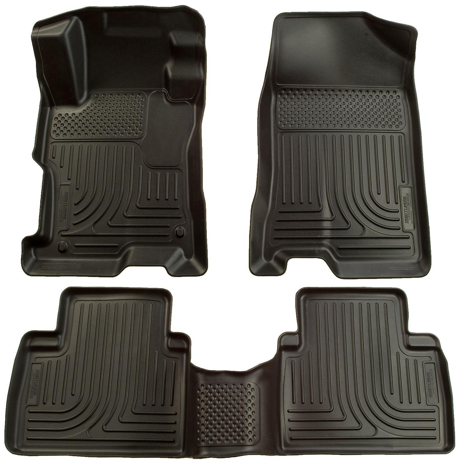 Rubber floor mats 2011 jeep grand cherokee - All Weather Floor Mats