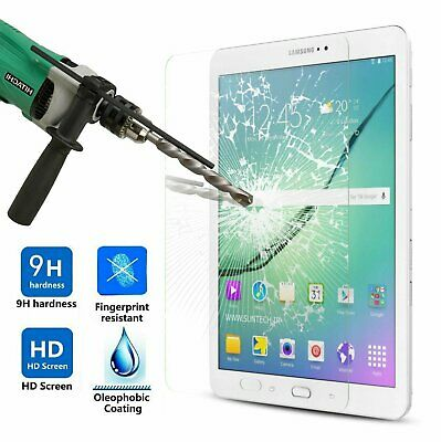 Premium Tempered Glass Screen Protector For Samsung Galaxy Tab S2 8.0 T710 T715 Computers/Tablets & Networking