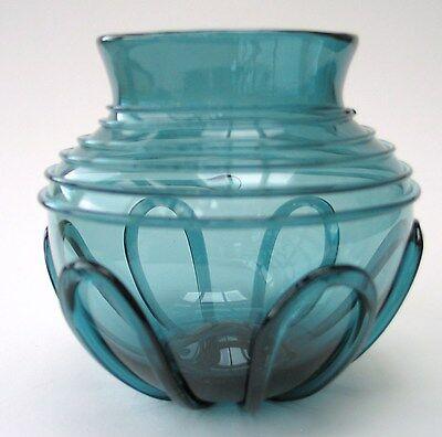 Waldglas Böhmen   Exklusive hochwertige  Handarbeit  Replika