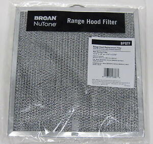 Broan Range Hood Filter Ebay