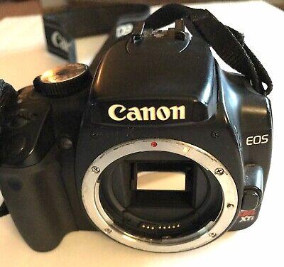 Canon EOS Digital Rebel XTi Camera Body -Issue Flash #P101
