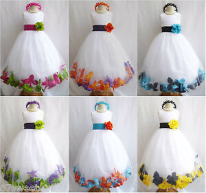 Customize-infant-toddler-teen-bridal-party-white-rose-petals-flower-girl-dress