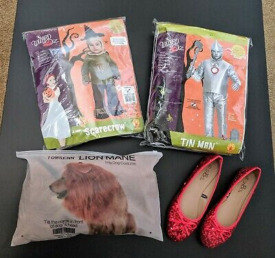 Scare Crow Costumes (Wizard of Oz Costumes - Tin Man, Dorothy, Scare Crow,)