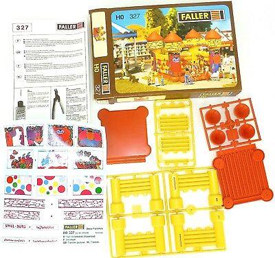 Castillo Inflable Feria Feria Kit Construcción SIN Construir Faller 327 H0 1:87