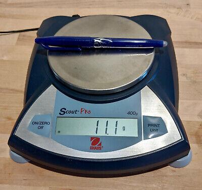 Ohaus SPX6201 Scout Analytical Balance 6200 g x 0.1 g