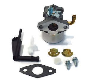 Briggs Stratton Craftsman Tiller Intek 190 6 HP 206 5.5hp Carburetor Engine Carb