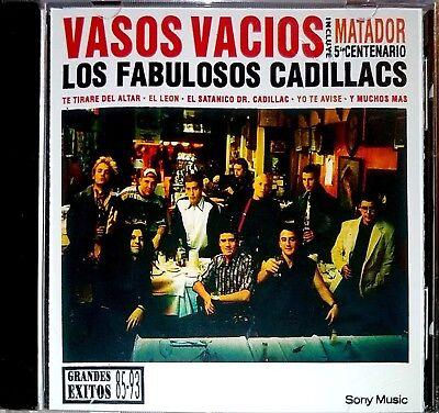 LOS FABULOSOS CADILLACS - VASOS VACÍOS ( GRANDES ÉXITOS 85 - 93), usado segunda mano  Embacar hacia Argentina