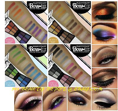 48 NEW Color Eye Shadow Makeup Cosmetic Shimmer Matte Eyeshadow Palette NUDE Set
