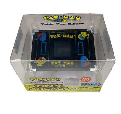 Pac-Man Table Top Edition Tiny Arcade Game New Sealed Bandai Pacman Tabletop