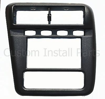Camaro Bezel (Aftermarket Radio Stereo Install Double Din Dash Mounting Kit fits Chevy Camaro)