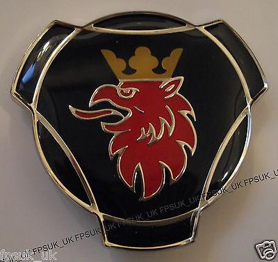Official Scania Griffin Logo Metal Badge Gift Truck Bottle opener New BNIB
