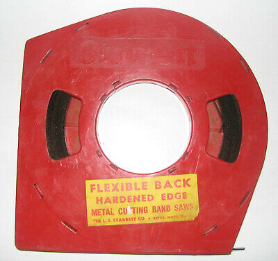 Starrett 14 Metal Cutting Band Saw Coil 14 Teeth Per Inch Raker About 70