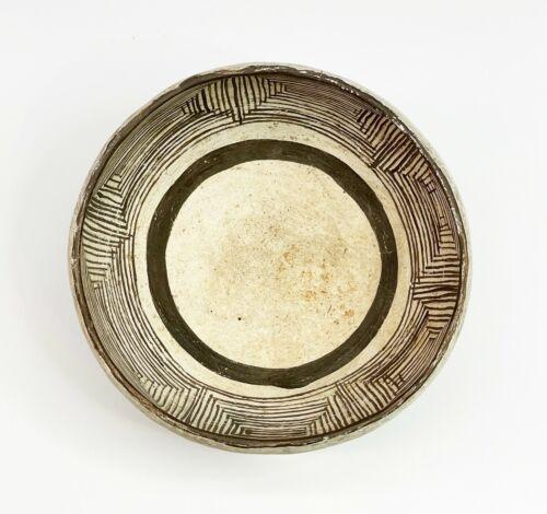 Prehistoric Native American Ancestral Puebloan Pottery Bowl (Anasazi)