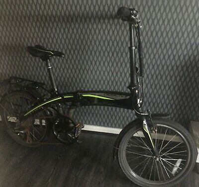 Carrera Crosscity Electric Folding Bike E Bike
