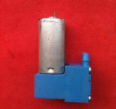 Mini Diaphragm Air Gas Water Hargraves Pump E250-22-01 Dc35v V04-p